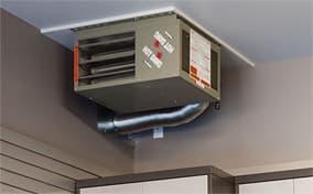 air heating